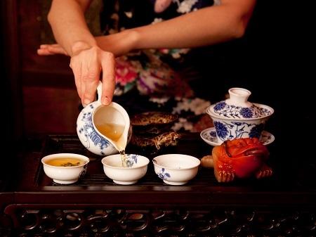Персонал должен превосходно разбираться в чае