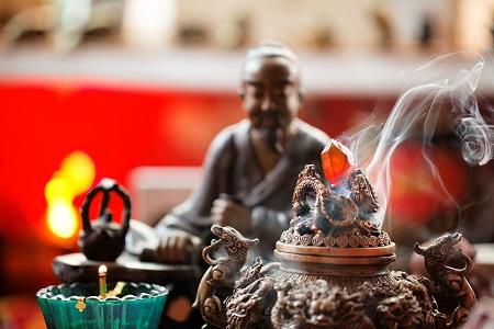 Атмосфера чайной церемонии никого не оставит равнодушным