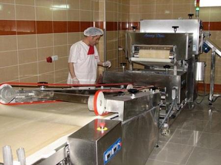 Автоматическая линия по производству лаваша