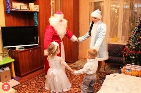 Дедом Морозом может стать каждый