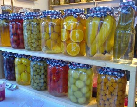 Соленья и маринады - любимый деликатес у многих