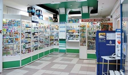 В помещении аптеки должно быть комфортно и продавцу, и покупателям
