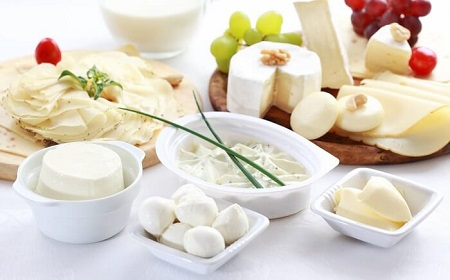 Из молока можно получать довольно много продуктов