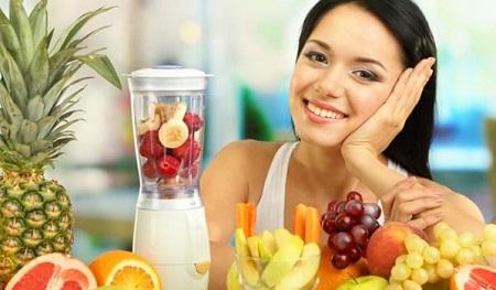 Правильное питание - залог здоровья и долгих лет жизни