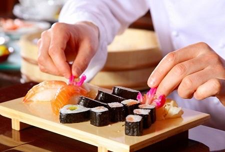 Ка открыть суши бар сушист