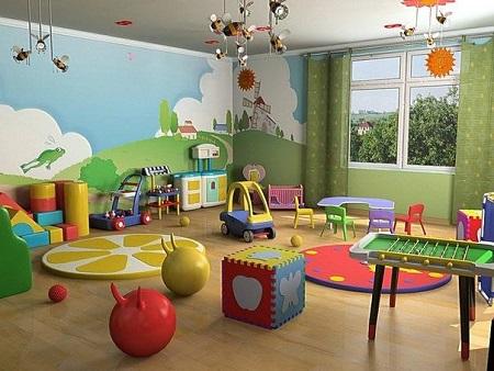 Частный детский сад - хлопотный, но доходный бизнес
