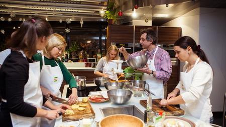 Кулинарные мастер классы