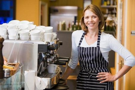 Персонал для кофейни