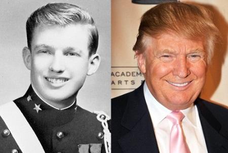 Дональд Трамп богатый