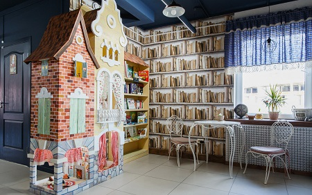 Книжное кафе