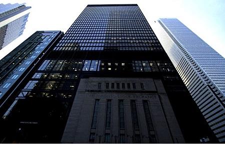 Фондовая биржа в Торонто