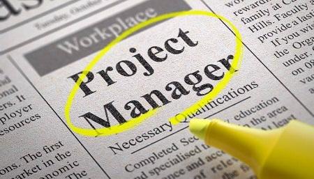Проект-менеджер работа